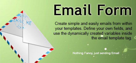 Email form-rectangle