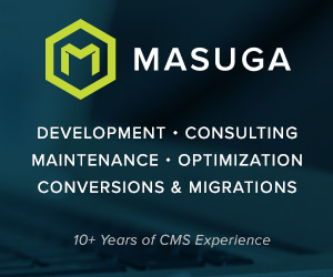 Masuga Design CMS Experts