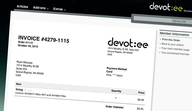 new print styles for devot ee orders devot ee devoted to