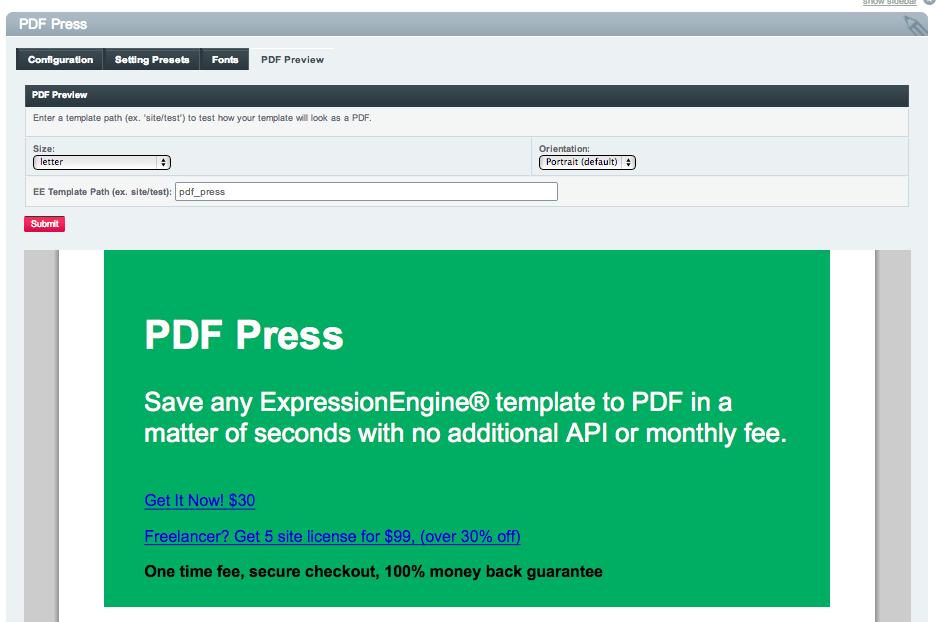 PDF Press (5-Site License) - devot:ee - Devoted to