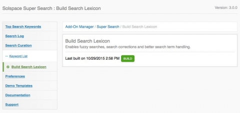 Super Search CP Lexicon