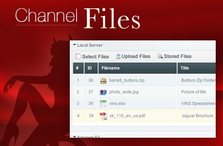 Channel Files