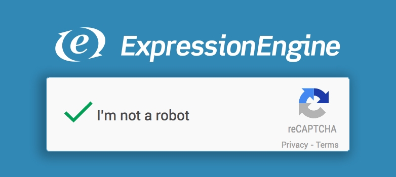 reCAPTCHA v2 - devot:ee - Devoted to ExpressionEngine
