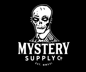 Mystery Supply Co. - Comic, sci-fi, retro, pulp and cult apparel and gifts